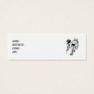 Cycling Business Card