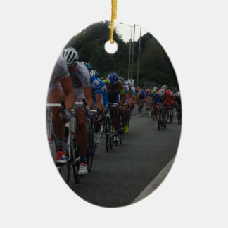Cycling decoration