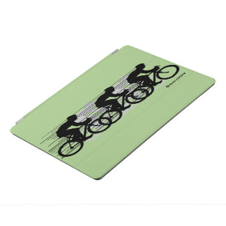 Cycling Design iPad Cover