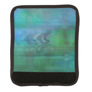 Cycling Design Luggage Handle Wrap