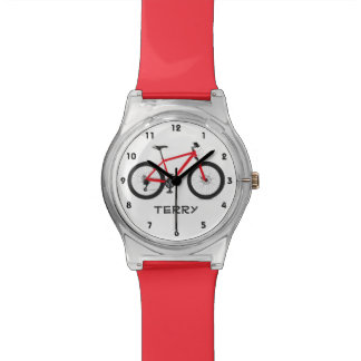 Cycling Design Watch