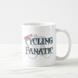 Cycling Fanatic Coffee Mug
