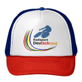 Cycling Germany Trucker Hat