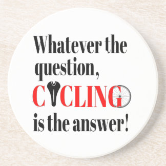Cycling is the Answer Coaster