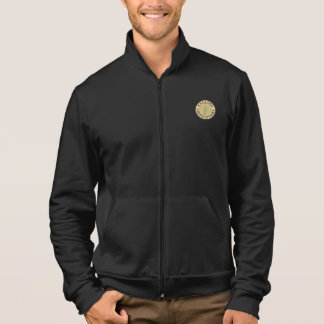 Cycling revolution badge jacket