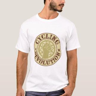 Cycling revolution badge T-Shirt