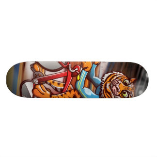 Cycling Tiger Skate Boards