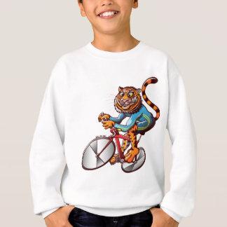 Cycling Tiger Sweatshirt