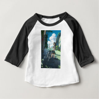 Cycling Under The Sun Baby T-Shirt