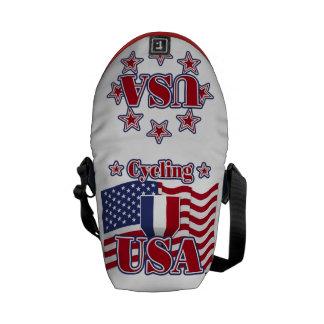 Cycling USA Messenger Bags