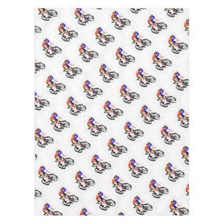 Cyclist 30122017 01 tablecloth