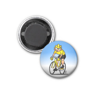 Cyclist - Cycling Magnet
