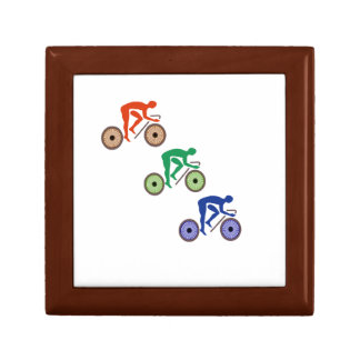 Cyclists Jewelry Box