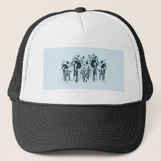 Cyclists Trucker Hat