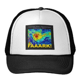 Cyclone Yasi Queensland February 2011 Trucker Hats