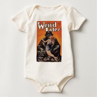 Cyclops Buddha Baby Bodysuit