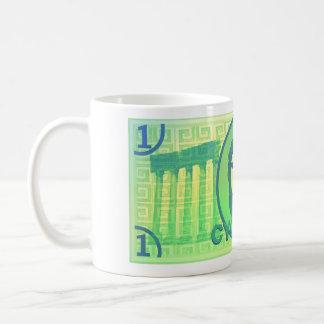 Cyclops Dollar Coffee Mug