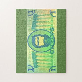Cyclops Dollar puzzle