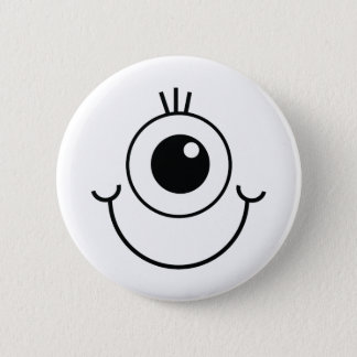 Cyclops Magellan 2 Inch Round Button