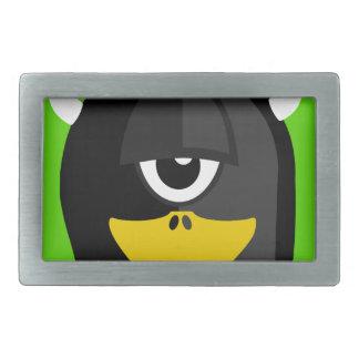 Cyclops Penguin Belt Buckle