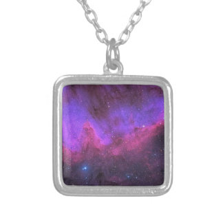 Cygnus Art Silver Plated Necklace