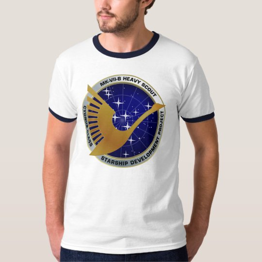 Cygnus class development project shirt