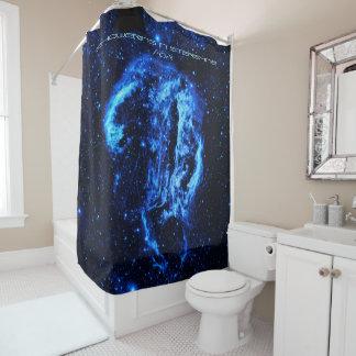 Cygnus Loop Nebula showering in strarlight