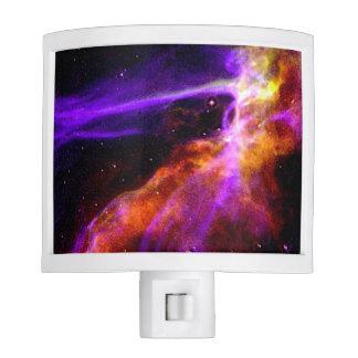 Cygnus Loop Supernova Blast Wave Nite Lite