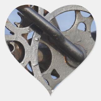 Cykel.JPG Heart Sticker