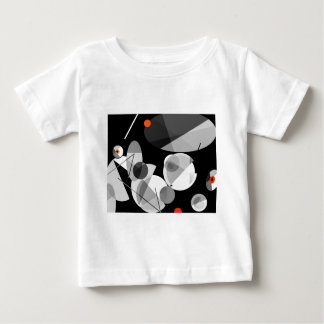Cymbaline-2 Bold and Musical Abstract Baby T-Shirt