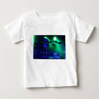 Cymbals in the Fog Baby T-Shirt