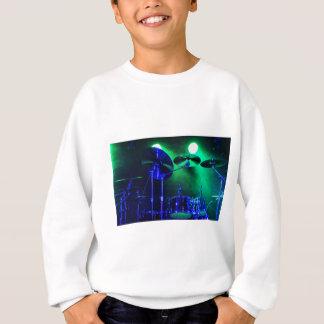 Cymbals in the Fog Sweatshirt