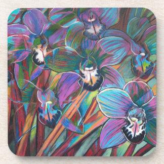 Cymbidium Carnival 2 Coaster