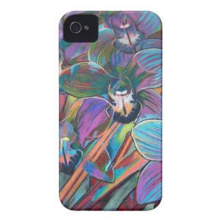 Cymbidium Carnival 2 iPhone 4 Covers