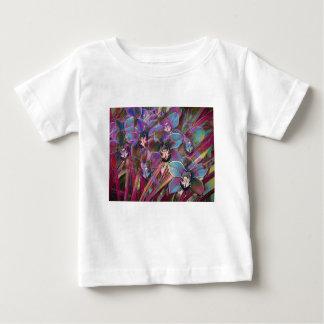 Cymbidium Orchid Carnival Baby T-Shirt