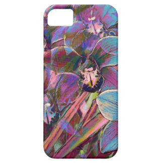 Cymbidium Orchid Carnival Case For The iPhone 5