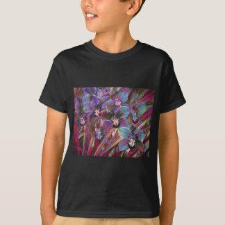 Cymbidium Orchid Carnival T-Shirt