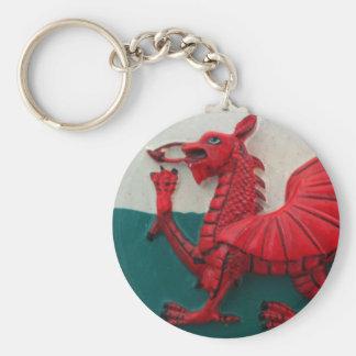 Cymru Am Byth Keychain