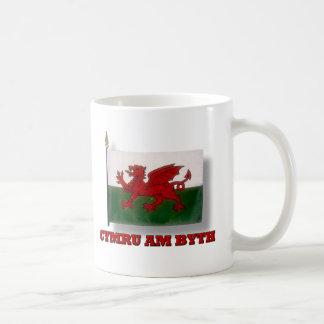 Cymru Am Byth (Wales Forever) Coffee Mug