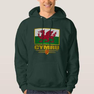 Cymru (Wales) Apparel Hoodie