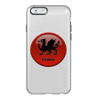 Cymru, Wales Incipio Feather® Shine iPhone 6 Case
