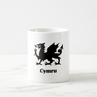 Cymru, Wales Magic Mug