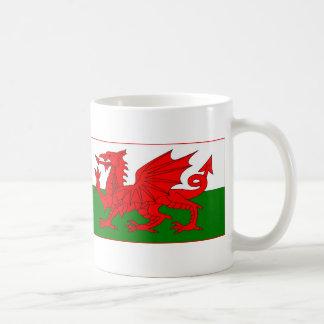 Cymru - Welsh Flag Coffee Mug