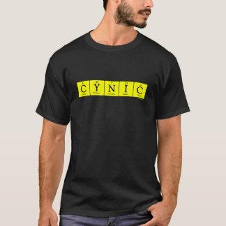 CYNIC Men's Dark T-Shirt