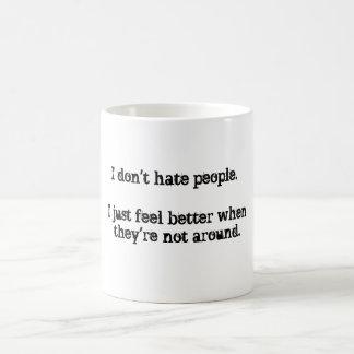 Cynical mug
