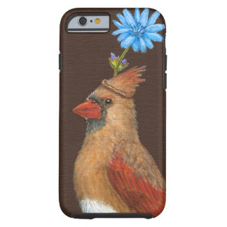 Cynthia the cardinal iPhone6 case