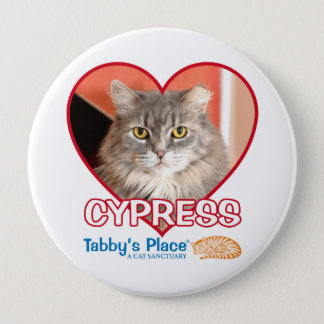 "Cypress - 4"" Huge Button"