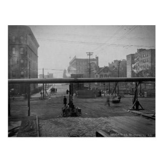 Cypress Avenue and 138th Street New York City Postcard
