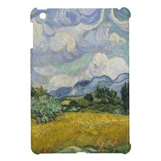 Cypress Grove and Wheat Field iPad Mini Cases