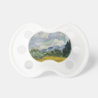 Cypress Grove and Wheat Field Pacifier